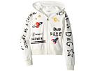 Dolce & Gabbana Kids Hooded Cardigan (Big Kids)