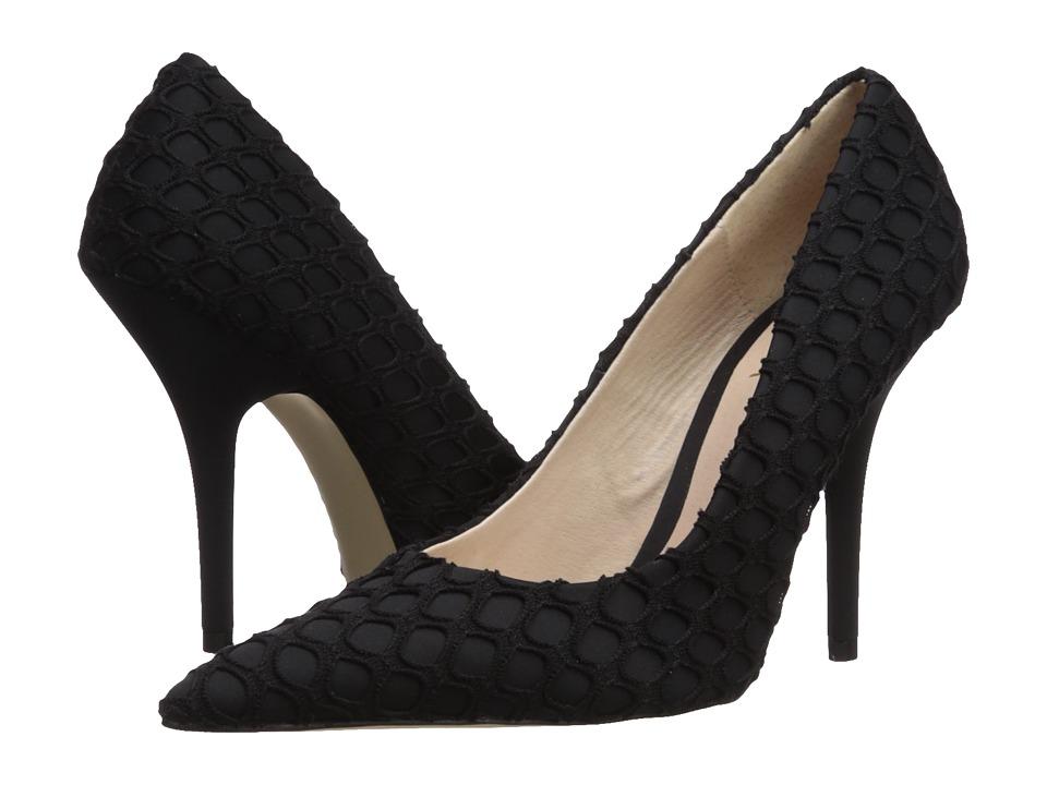 Shellys London Heather (Black) High Heels