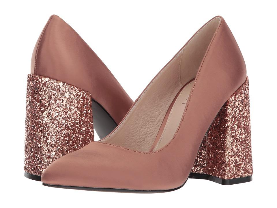 Shellys London Hester (Dark Nude) High Heels