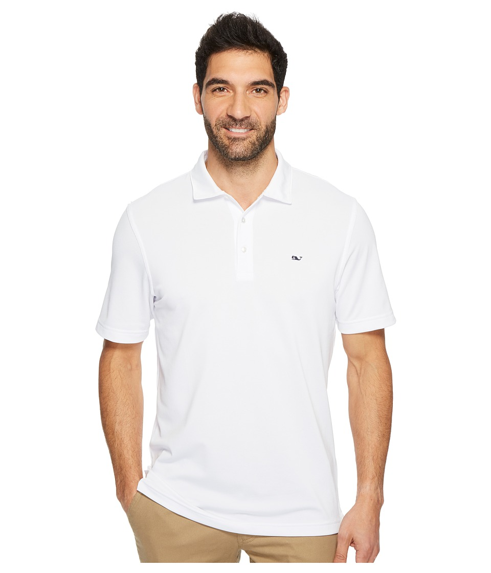 Vineyard Vines Golf Vineyard Vines Golf - Tempo Solid Oxford Polo