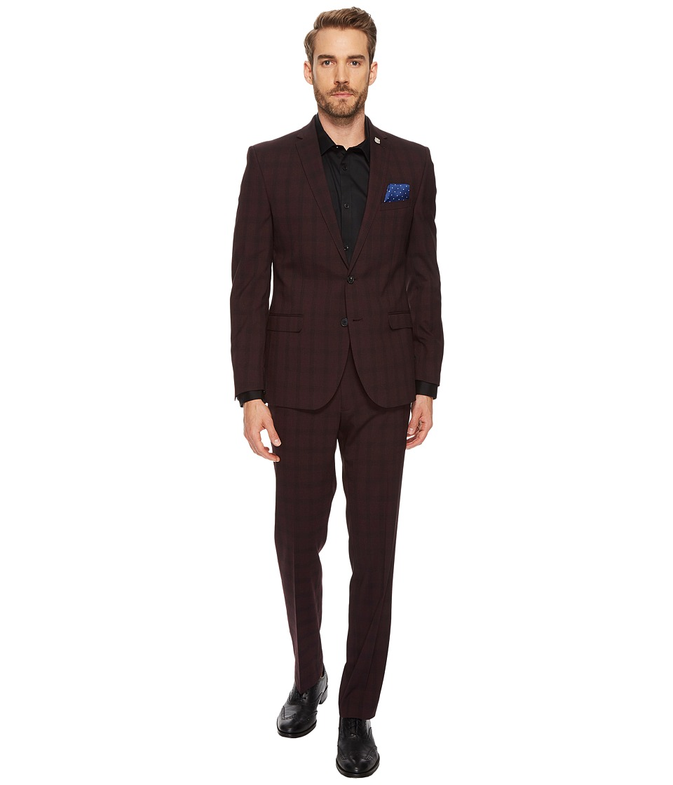 Nick Graham - Evening on Mars Windowpane Suit