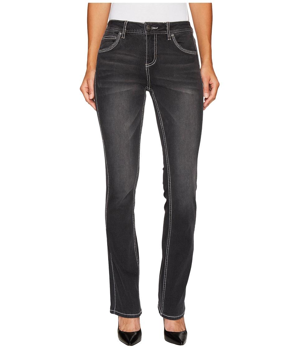 Jag Jeans Bianca Boot Platinum Denim in Dark Grey (Dark Grey) Women