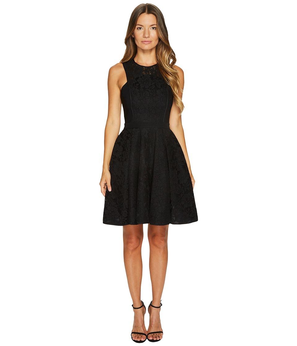ZAC Zac Posen Pamela Dress (Black) Women