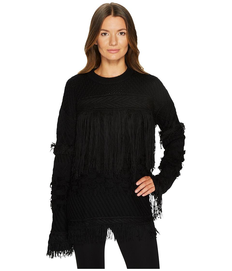 ZAC Zac Posen - Cooper Sweater (Black) Women's Sweater
