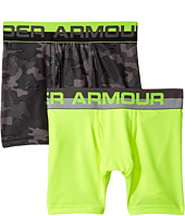 Under Armour Kids - 2-Pack UA Camo Boxer Brief (Big Kids)
