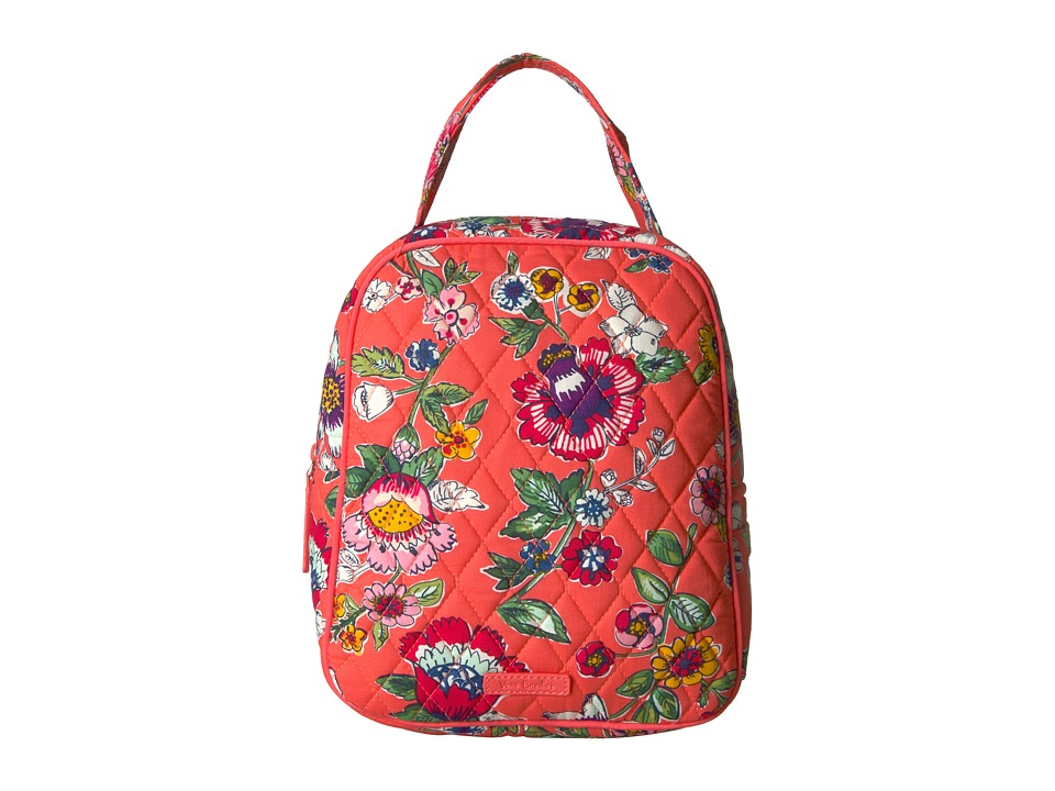 Vera Bradley - Lunch Bunch (Coral Floral) Bags
