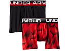 Under Armour Kids - 2-Pack Sandstorm Boxer Brief (Big Kids)