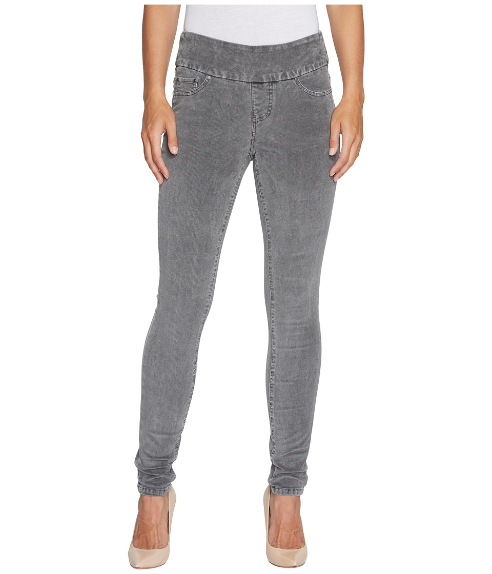 Jag Jeans Nora Pull-On Skinny in Refined Corduroy (Charred) Women