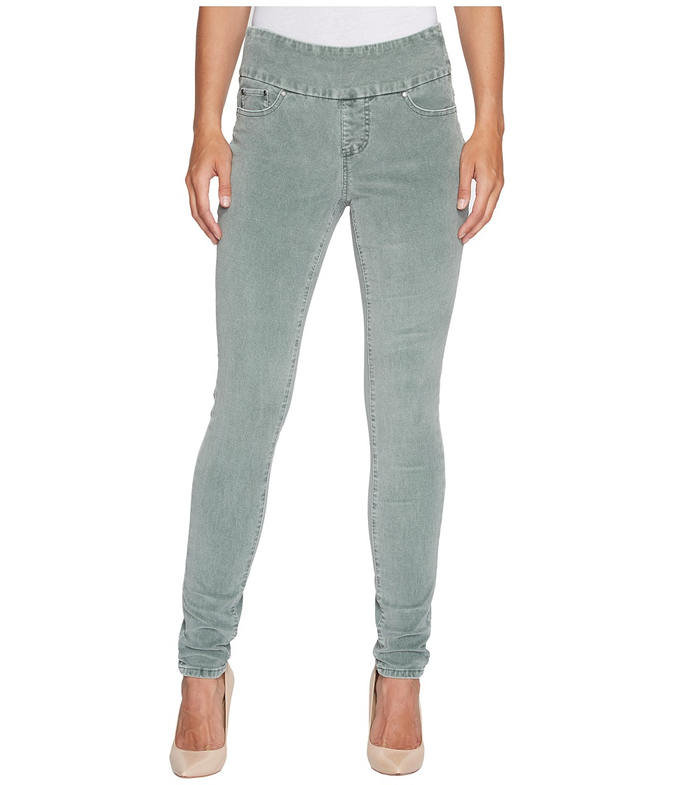 Jag Jeans Nora Pull-On Skinny in Refined Corduroy (Light Willow) Women