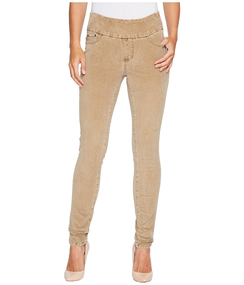 Jag Jeans Nora Pull-On Skinny in Refined Corduroy (Toffee) Women