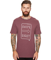 Original Penguin - Short Sleeve Swipe Right Tee
