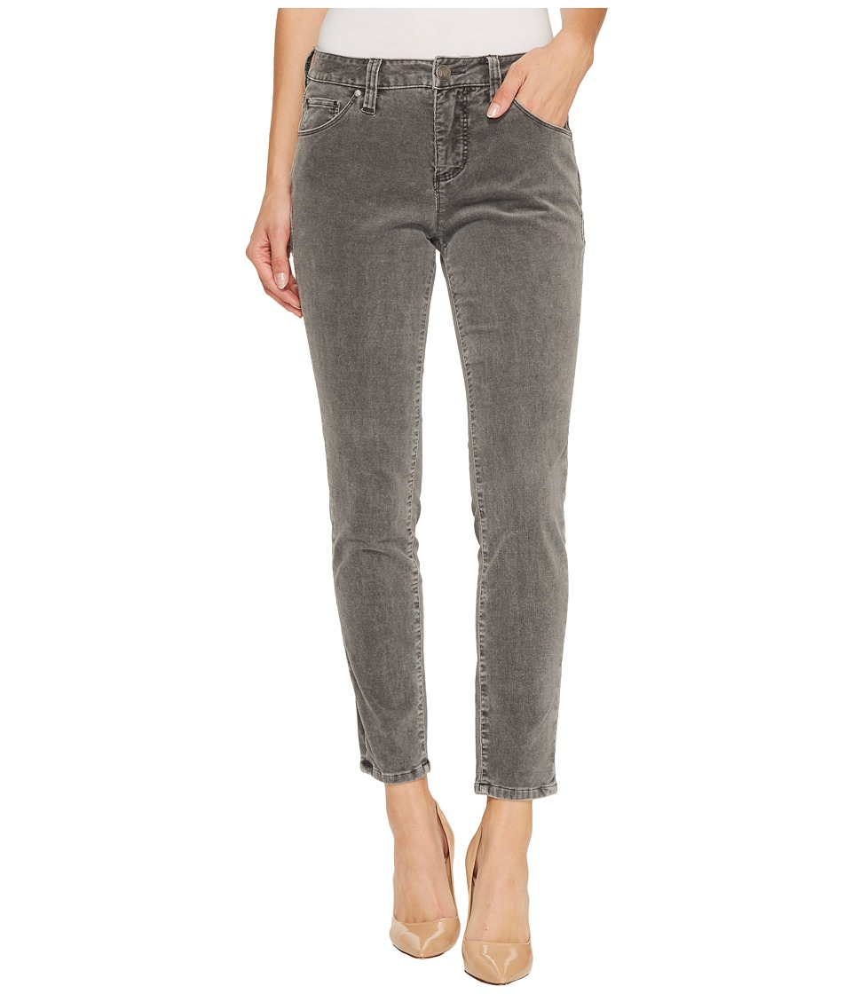 Jag Jeans Mera Skinny Ankle in Refined Corduroy (Charred) Women