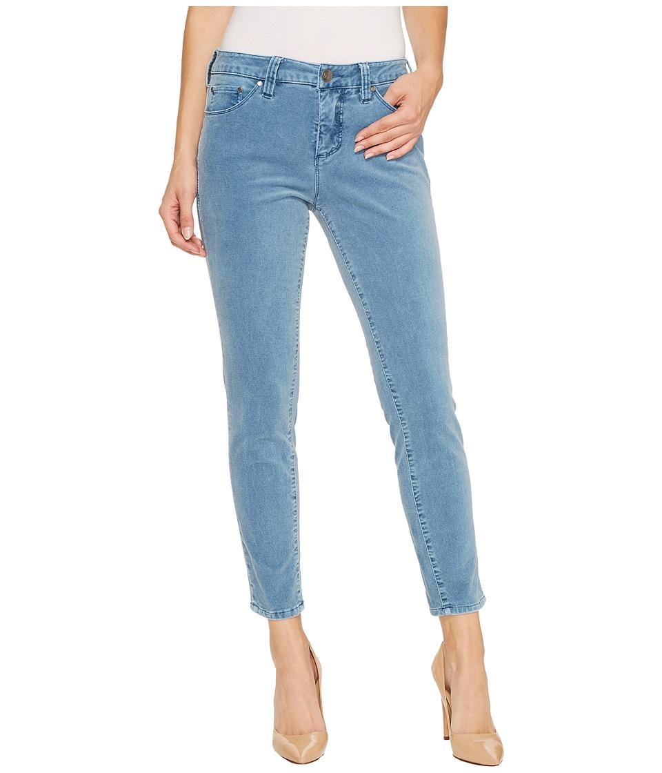 Jag Jeans Mera Skinny Ankle in Refined Corduroy (Blue Spruce) Women