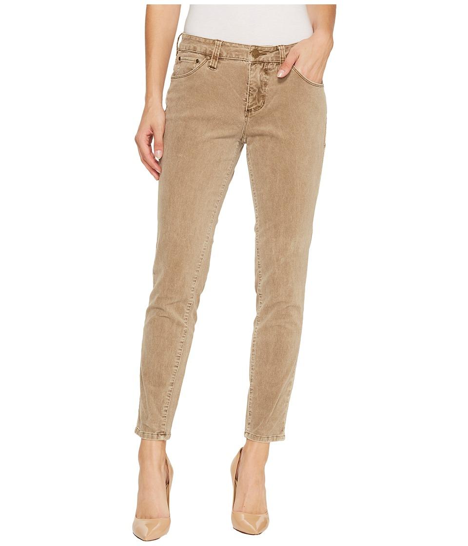 Jag Jeans Mera Skinny Ankle in Refined Corduroy (Toffee) Women