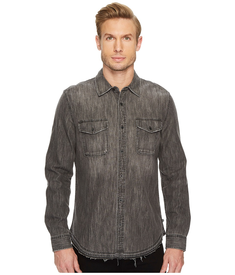 AG Adriano Goldschmied - Benning Long Sleeve Denim Shirt