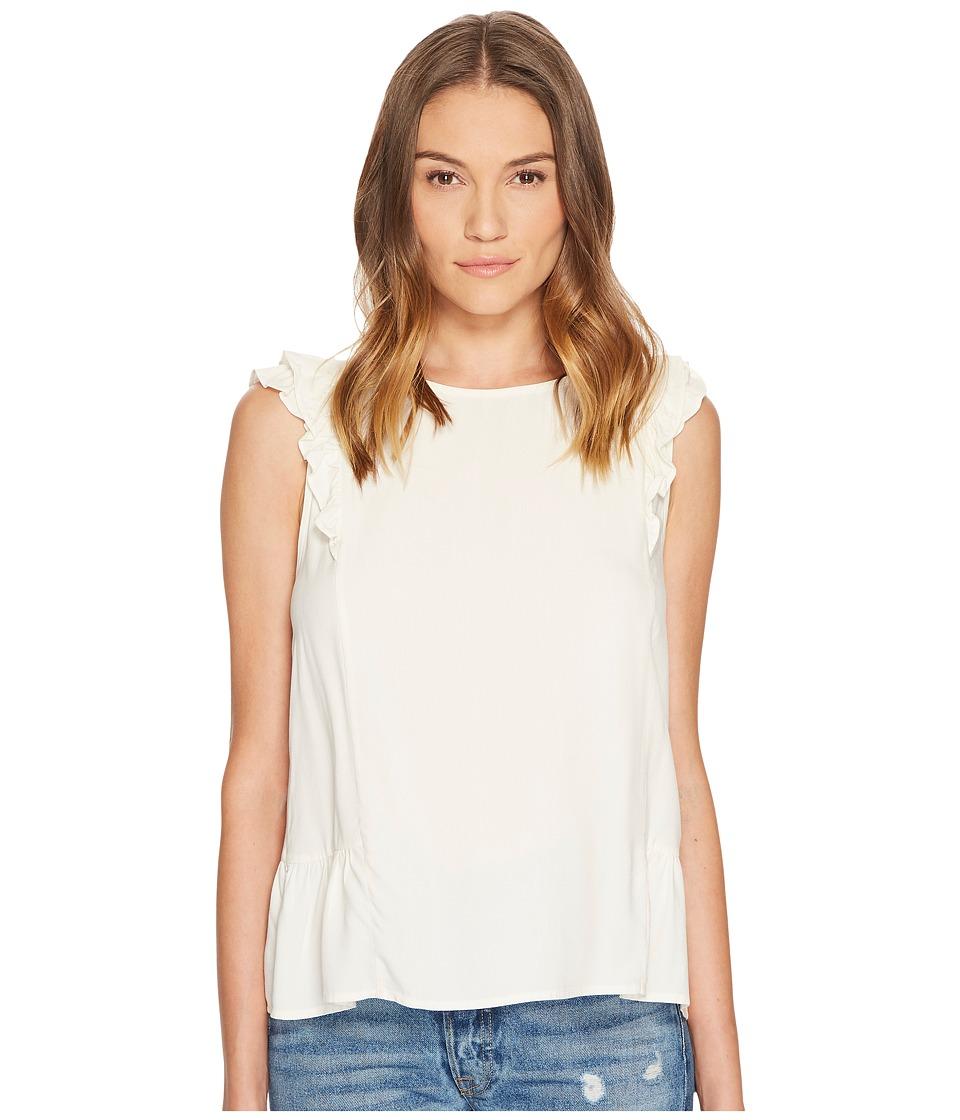 Levis(r) Premium - Premium Anya Blouse (Marshmallow) Womens Clothing