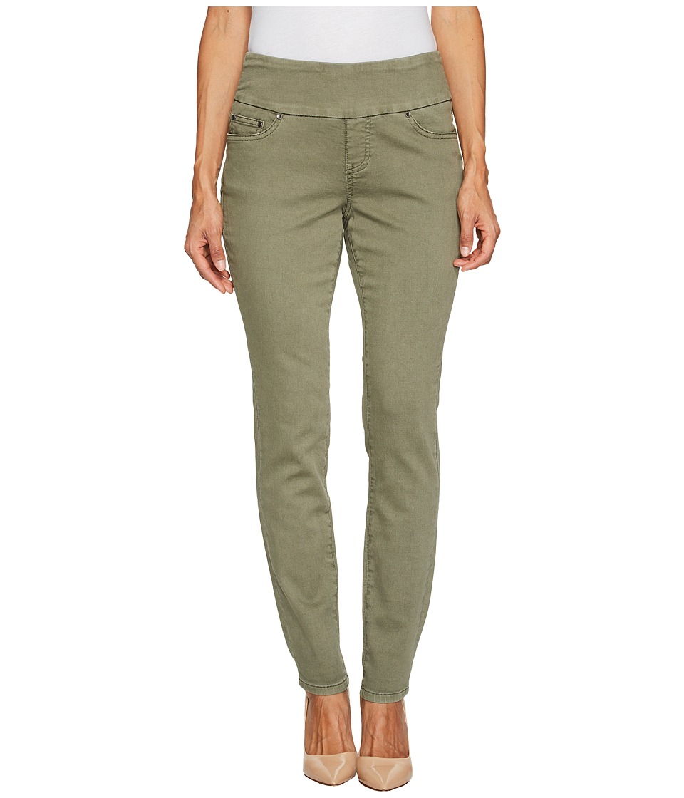 Jag Jeans Petite Petite Nora Pull-On Skinny in Knit Denim (Silver Pine) Women