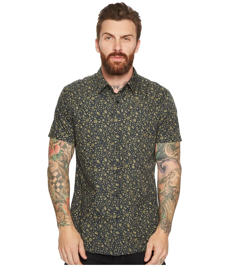 AG Adriano Goldschmied - Nash Short Sleeve Shirt