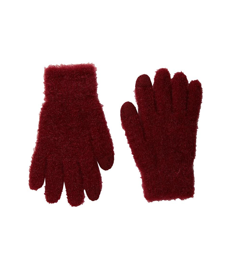 Betsey Johnson Must Be Magic Etouch Gloves (Red) Dress Gloves