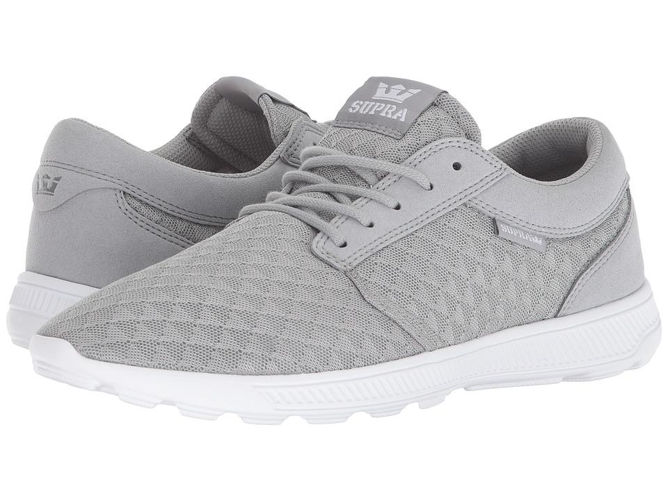 Supra Hammer Run (Light Grey/White) Men