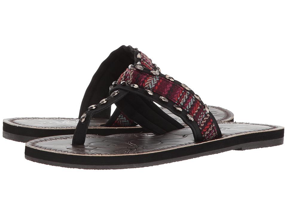 Roper Debbie (Black) Sandals