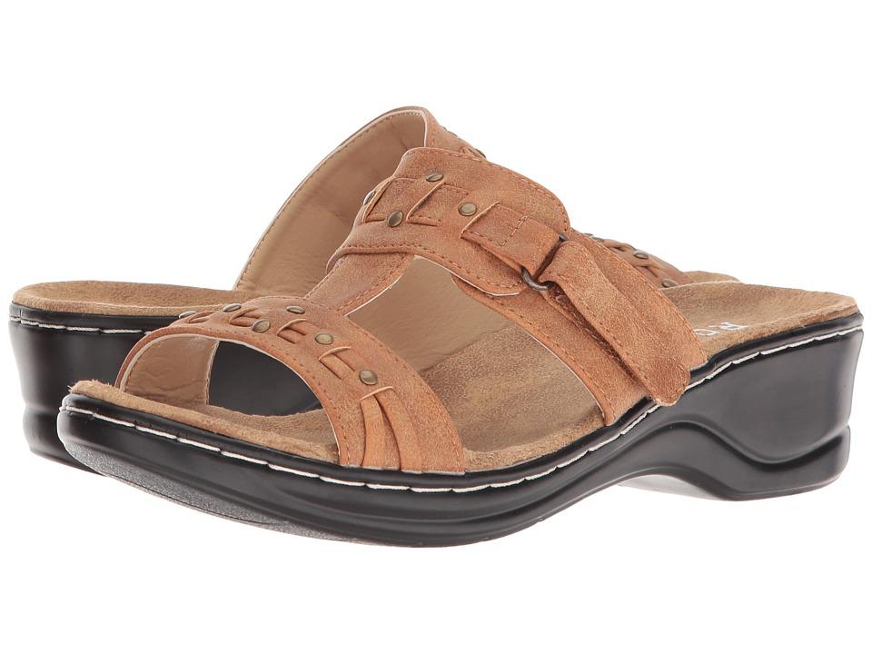 Roper Hope (Light Beige) Sandals