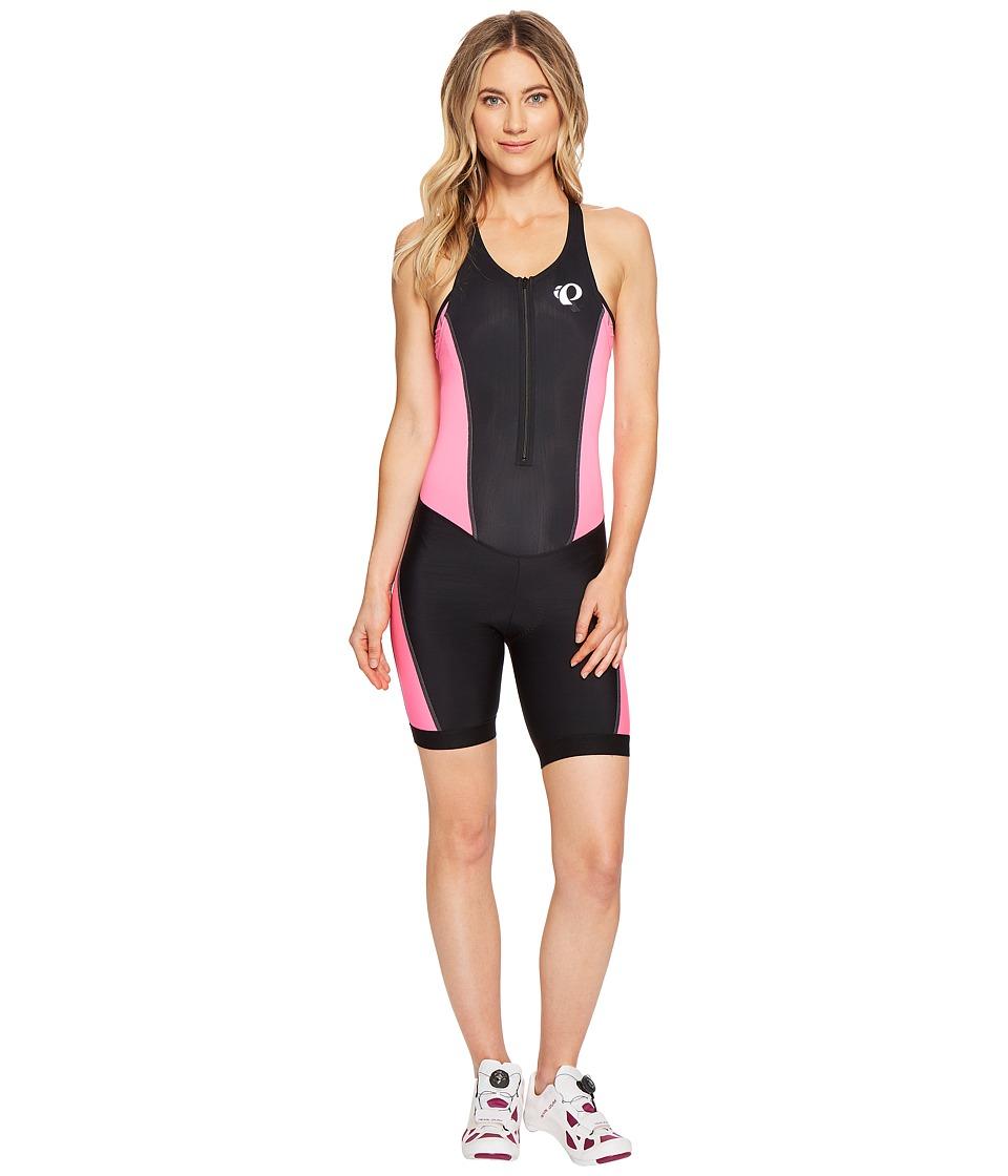 Pearl Izumi Select Pursuit Tri Suit (Black/Screaming Pink...