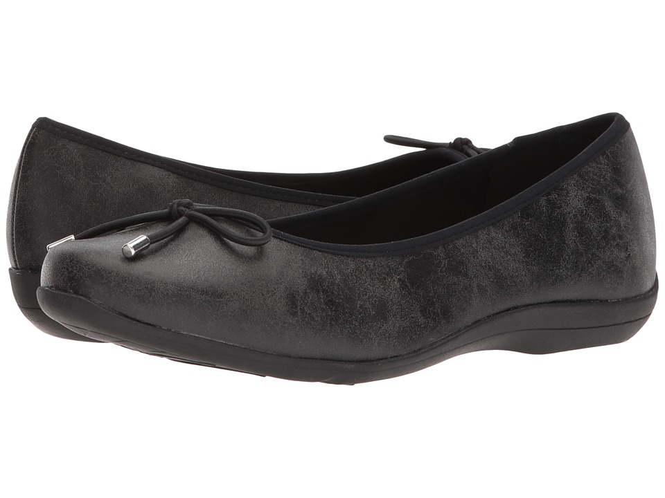 Soft Style Heartbreaker (Black Eclipse) Slip-On Shoes