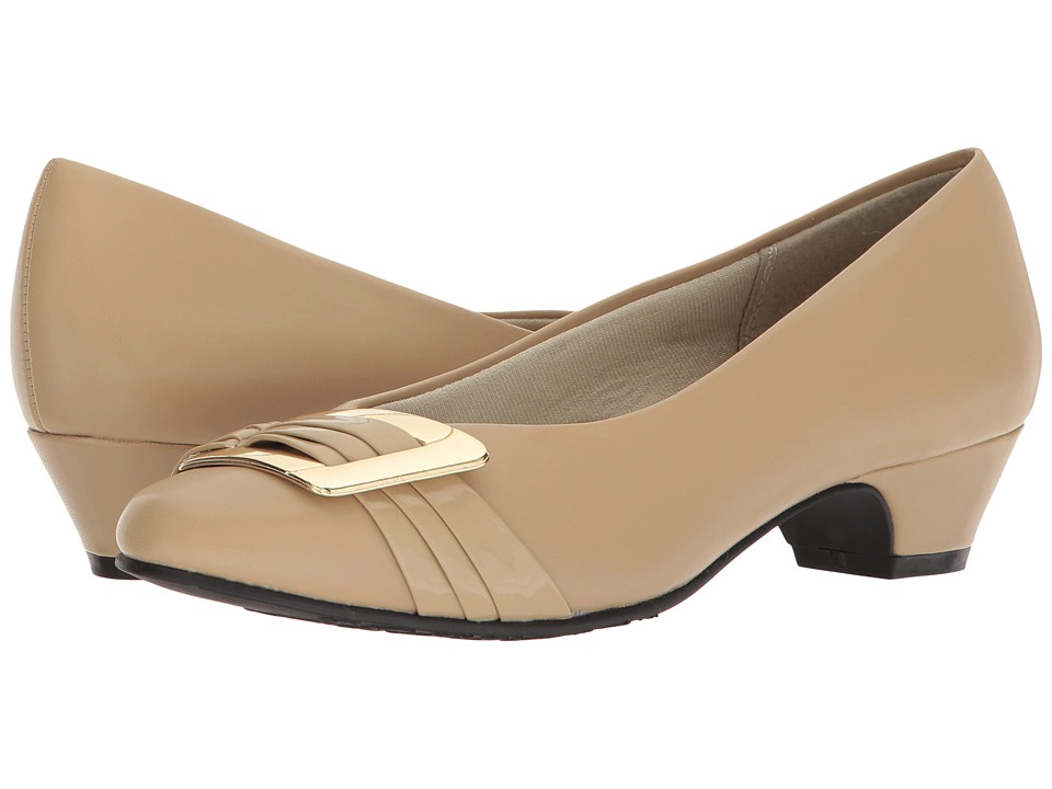 Retro Vintage Flats and Low Heel Shoes Soft Style - Pleats Be With You Starfish Kid Womens 1-2 inch heel Shoes $49.95 AT vintagedancer.com