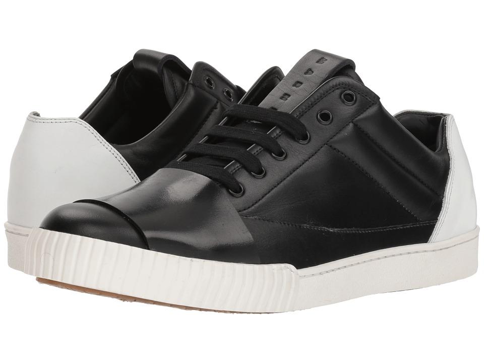 MARNI - Multicolor Sneaker (Black/Off-White) Mens Shoes