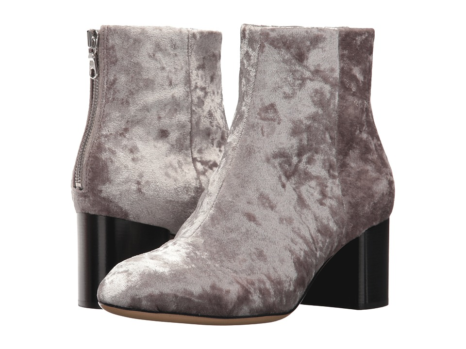 rag & bone Drea Boot (Dove Velvet) Women