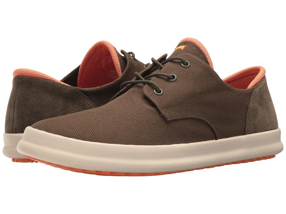 Camper - Chasis - K100281 (Dark Green) Mens Shoes
