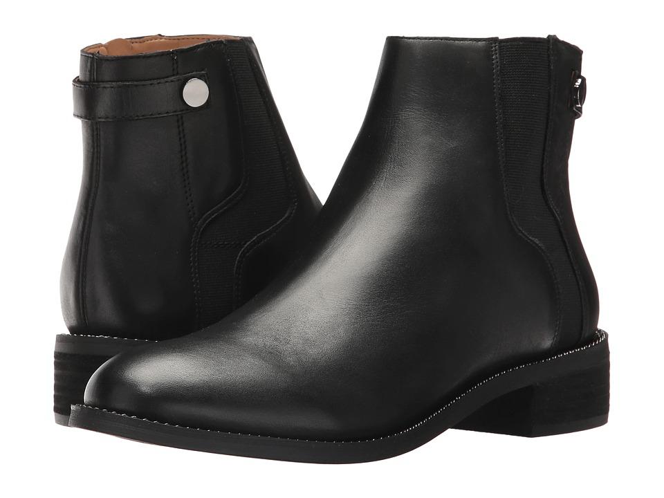 Franco Sarto Brandy (Black Bally Leather) Women