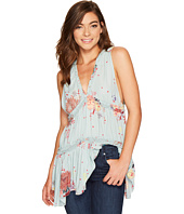 Free People - Purple Haze Printed Tunic