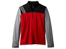 adidas Golf Kids 3-Stripe Layering Jacket (Big Kids)