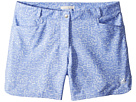 adidas Golf Kids Print Shorts (Big Kids)