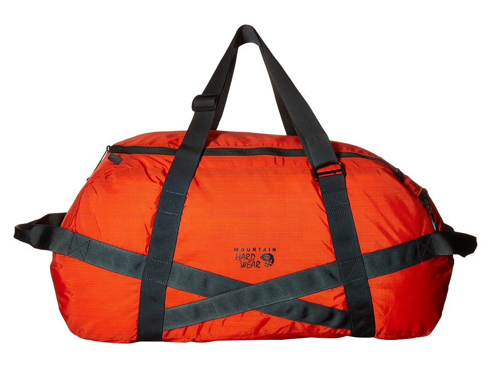 Mountain Hardwear - Lightweight Expedition Duffel - Medium (State Orange 1) Duffel Bags