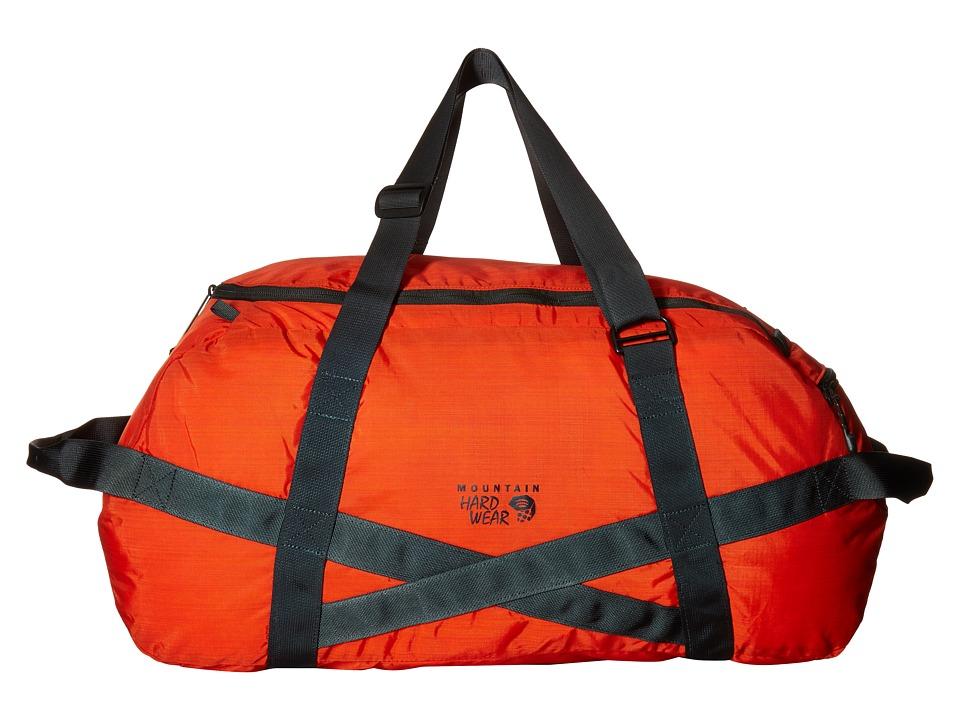 Mountain Hardwear - Lightweight Expedition Duffel - Medium (State Orange 1) Duffel Bags