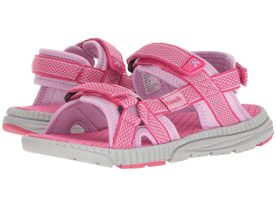 Kamik Kids - Match (Toddler/Little Kid/Big Kid) (Rose) Girls Shoes