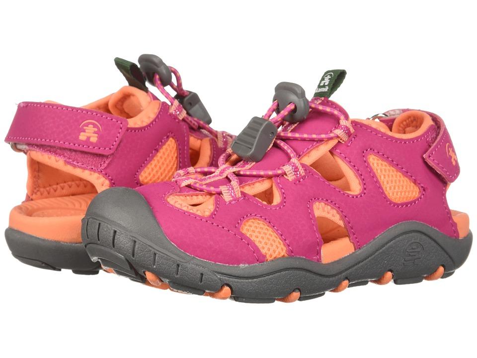Kamik Kids - Oyster 2 (Toddler/Little Kid/Big Kid) (Rose) Girls Shoes