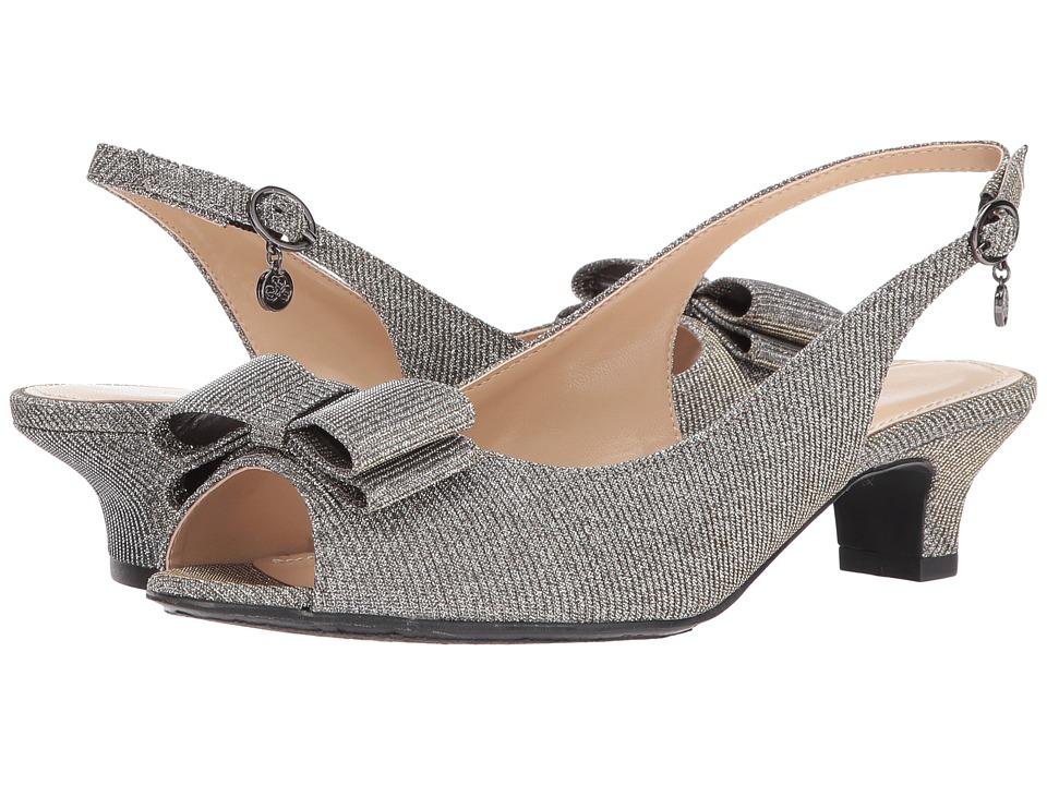 J. Renee Landan (Pewter) High Heels