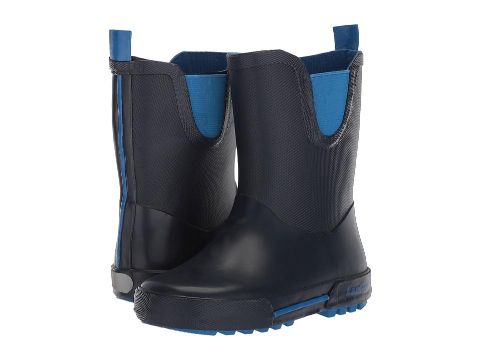 Kamik Kids - Rainplay (Toddler) (Navy/Blue) Boys Shoes