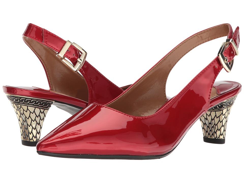 J. Renee Mayetta (Red) High Heels