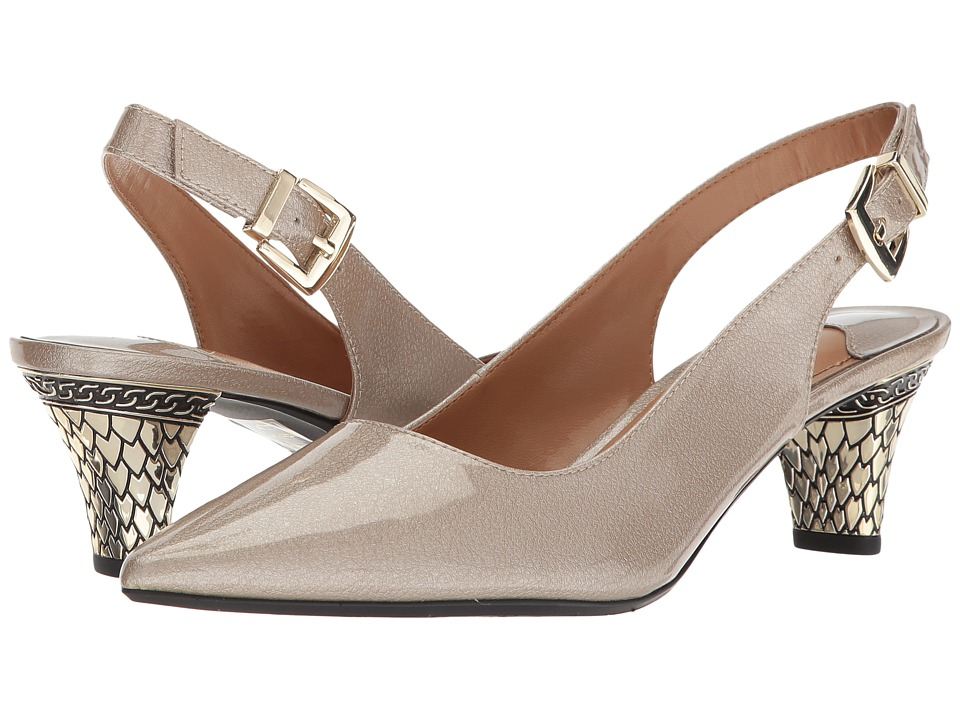 J. Renee Mayetta (Taupe) High Heels