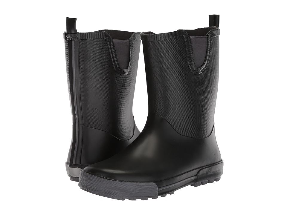 Kamik Kids - Rainplay (Infant/Toddler/Little Kid/Big Kid) (Black) Kids Shoes