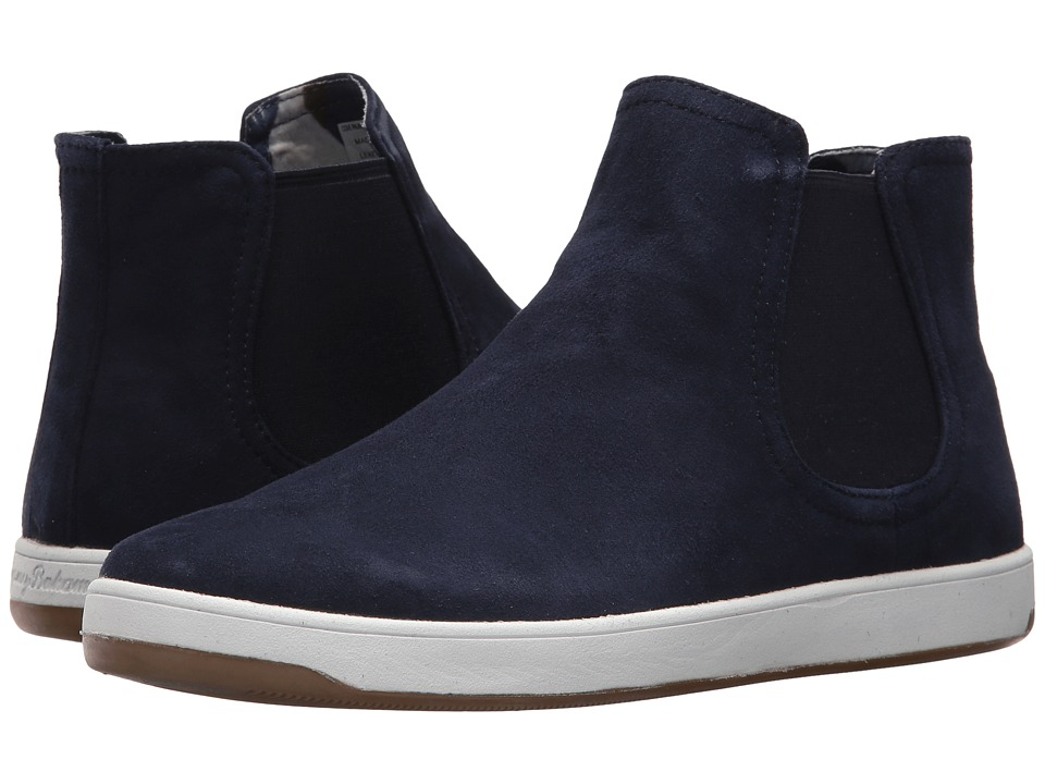 Tommy Bahama Cove Palms (Relaxology) (Navy Suede) Women