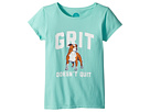 Life is Good Kids Life is Good Kids Grit Doesn't Quit Crusher Tee (Little Kids/Big Kids)
