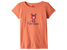 Life is Good Kids Horse Love Crusher Tee (Little Kids/Big Kids)