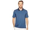 adidas Golf adidas Golf Ultimate 3-Color Stripe Polo