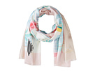Kate Spade New York Deco Hotel Oblong Scarf